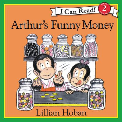Arthurs Funny Money Audiobook, by Lillian Hoban