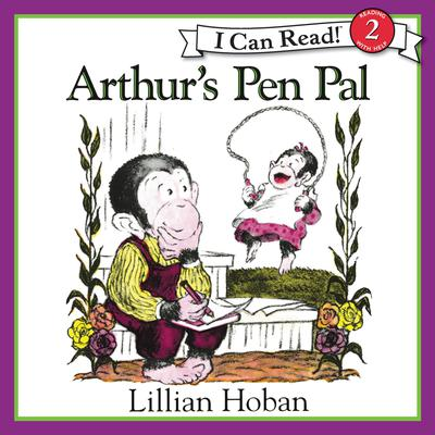 Arthurs Pen Pal Audiobook, by Lillian Hoban