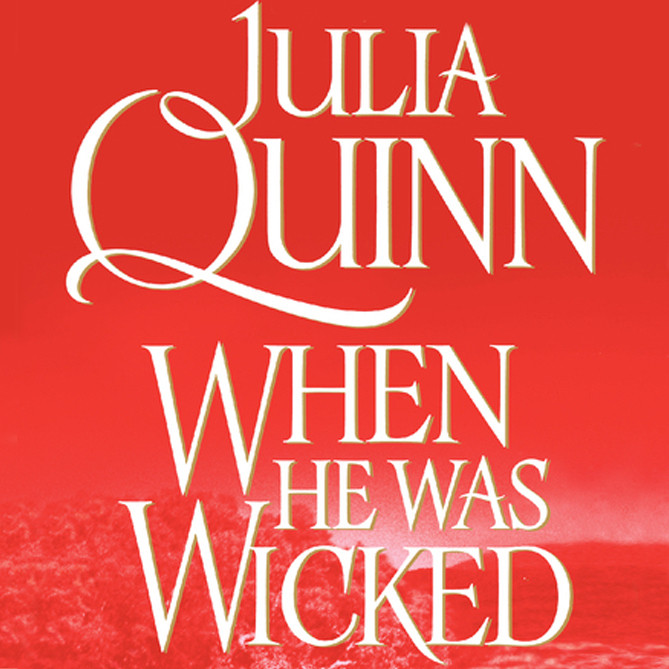 Printable When He Was Wicked: The Second Epilogue Audiobook Cover Art