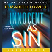 Innocent as Sin Audiobook, by Elizabeth Lowell