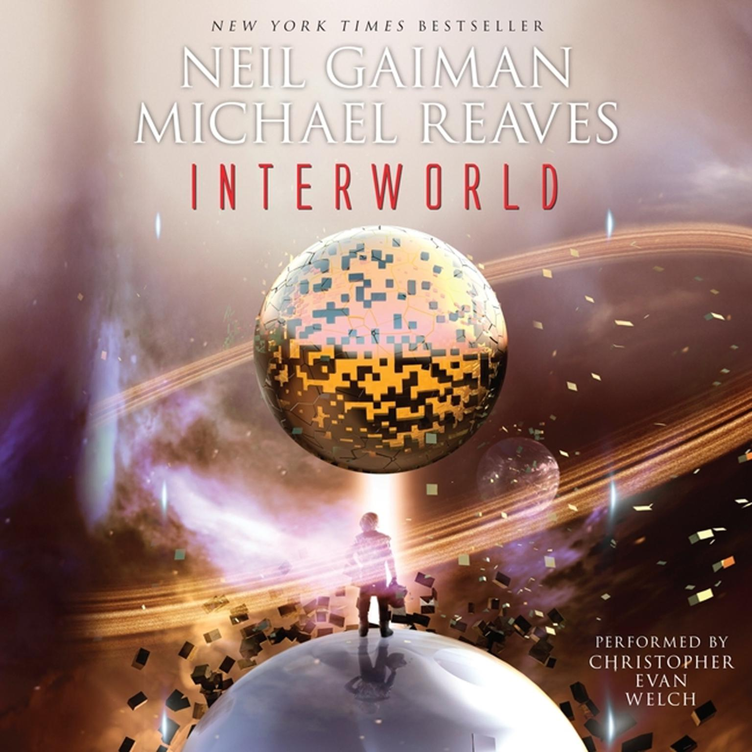 Printable InterWorld Audiobook Cover Art