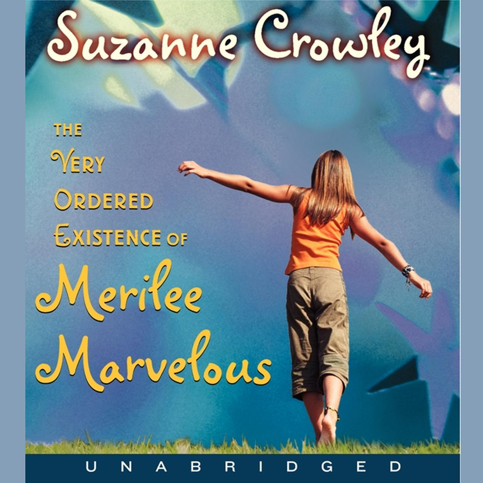 Printable The Very Ordered Existence of Merilee Marvelous Audiobook Cover Art
