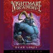 Nightmare Academy, by Dean Lorey