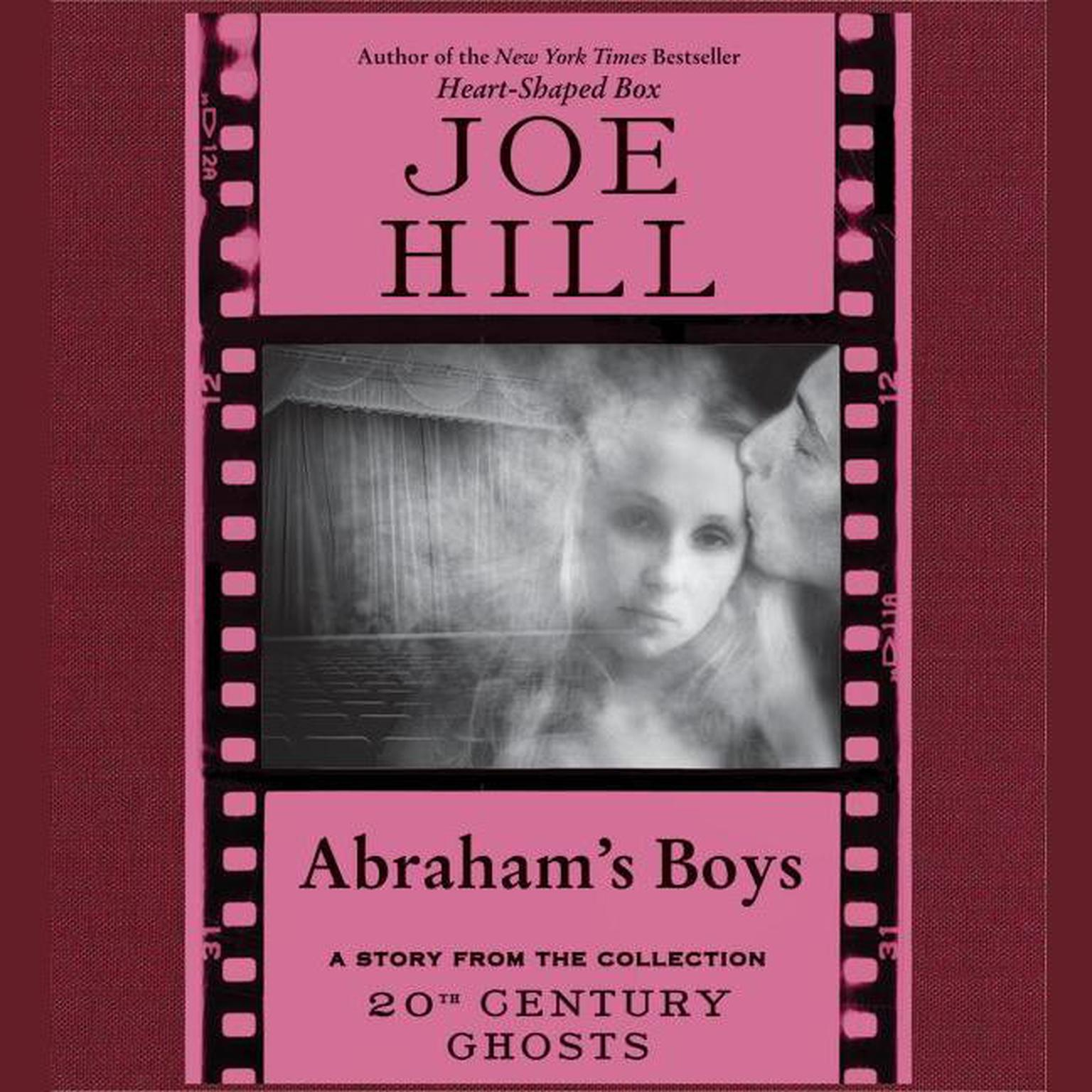 Printable Abraham's Boys Audiobook Cover Art