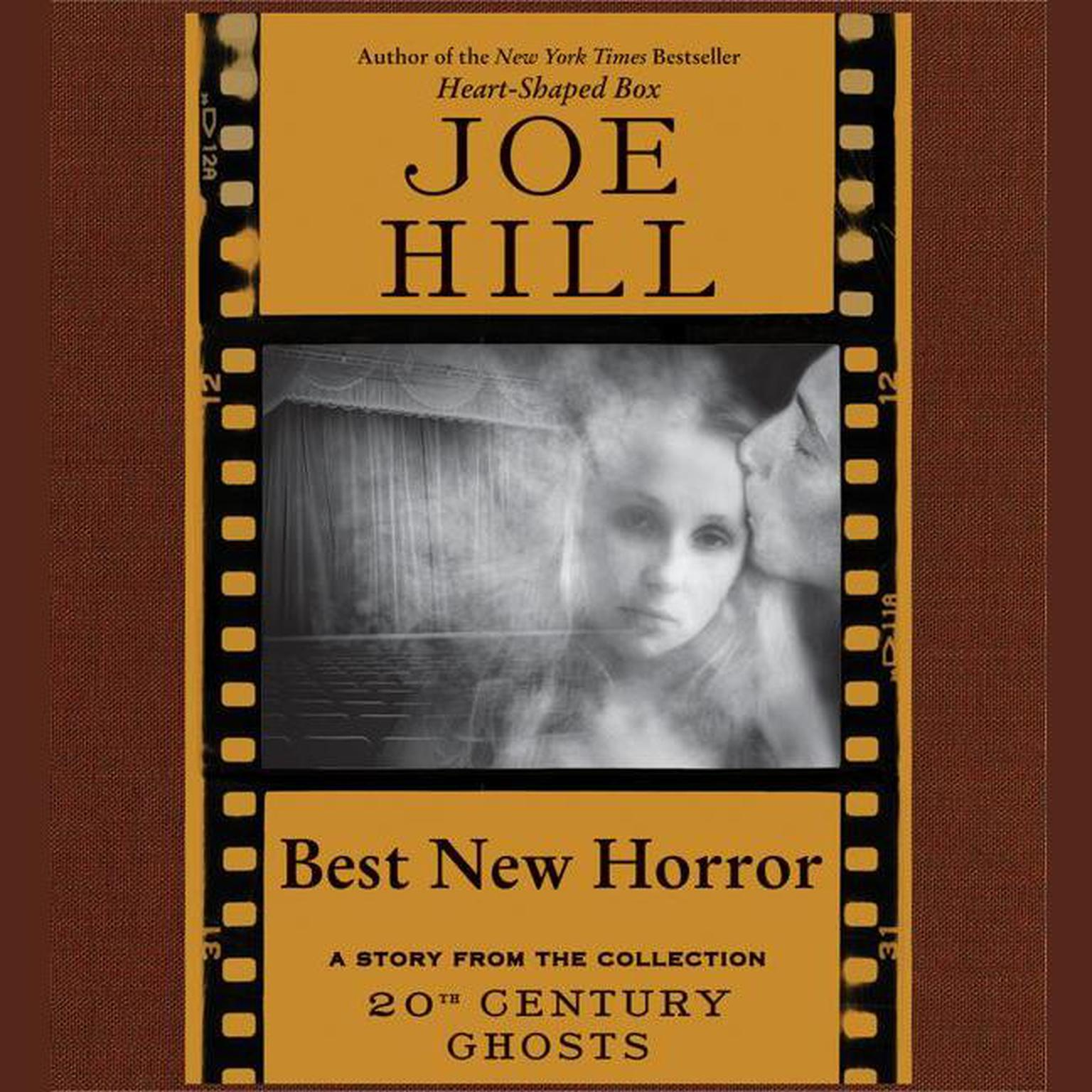 Printable Best New Horror Audiobook Cover Art