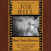 Best New Horror, by Joe Hill