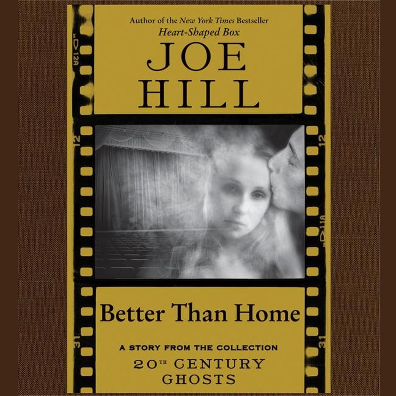 Printable Better Than Home Audiobook Cover Art