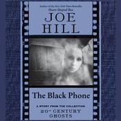 The Black Phone Audiobook, by Joe Hill