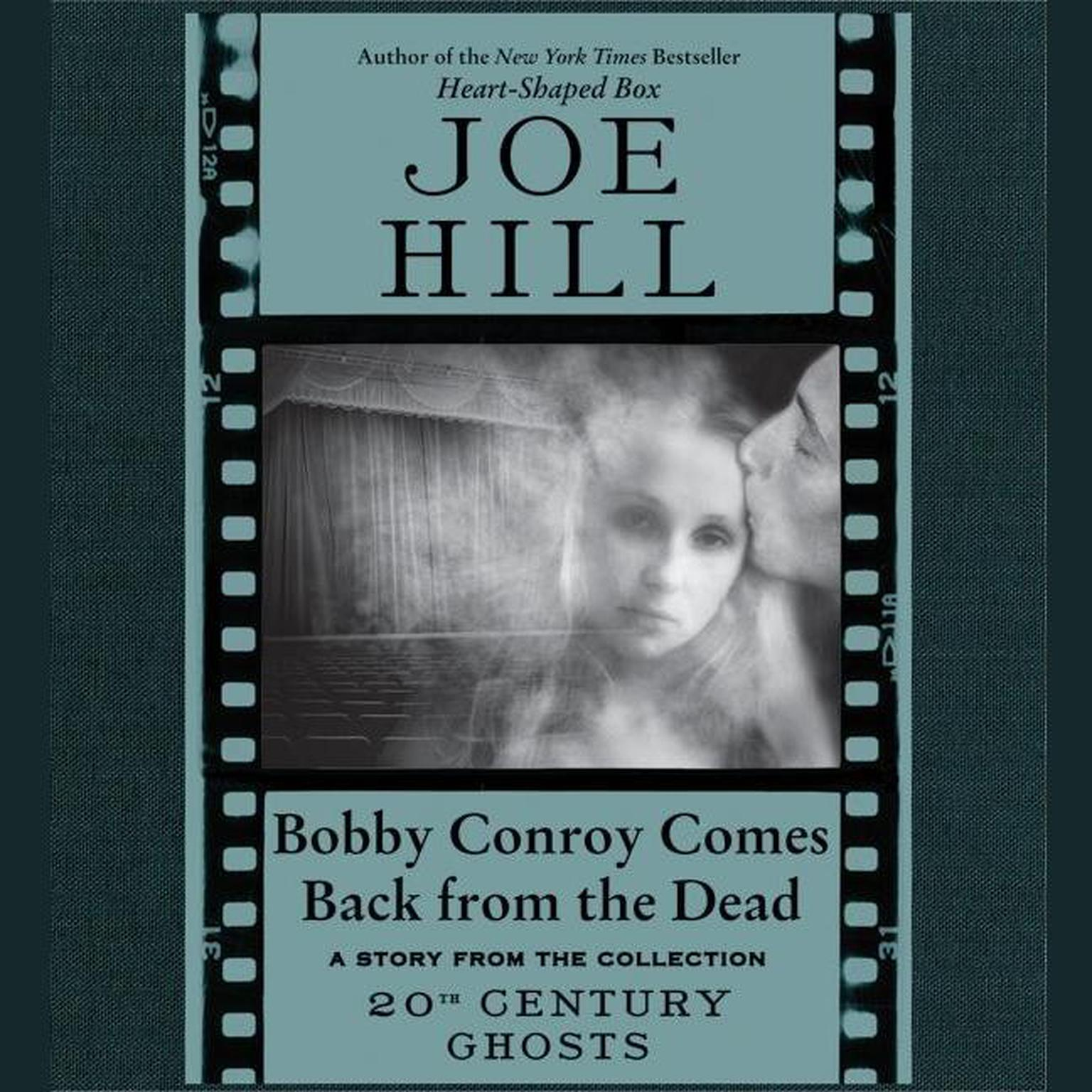 Printable Bobby Conroy Comes Back from the Dead Audiobook Cover Art