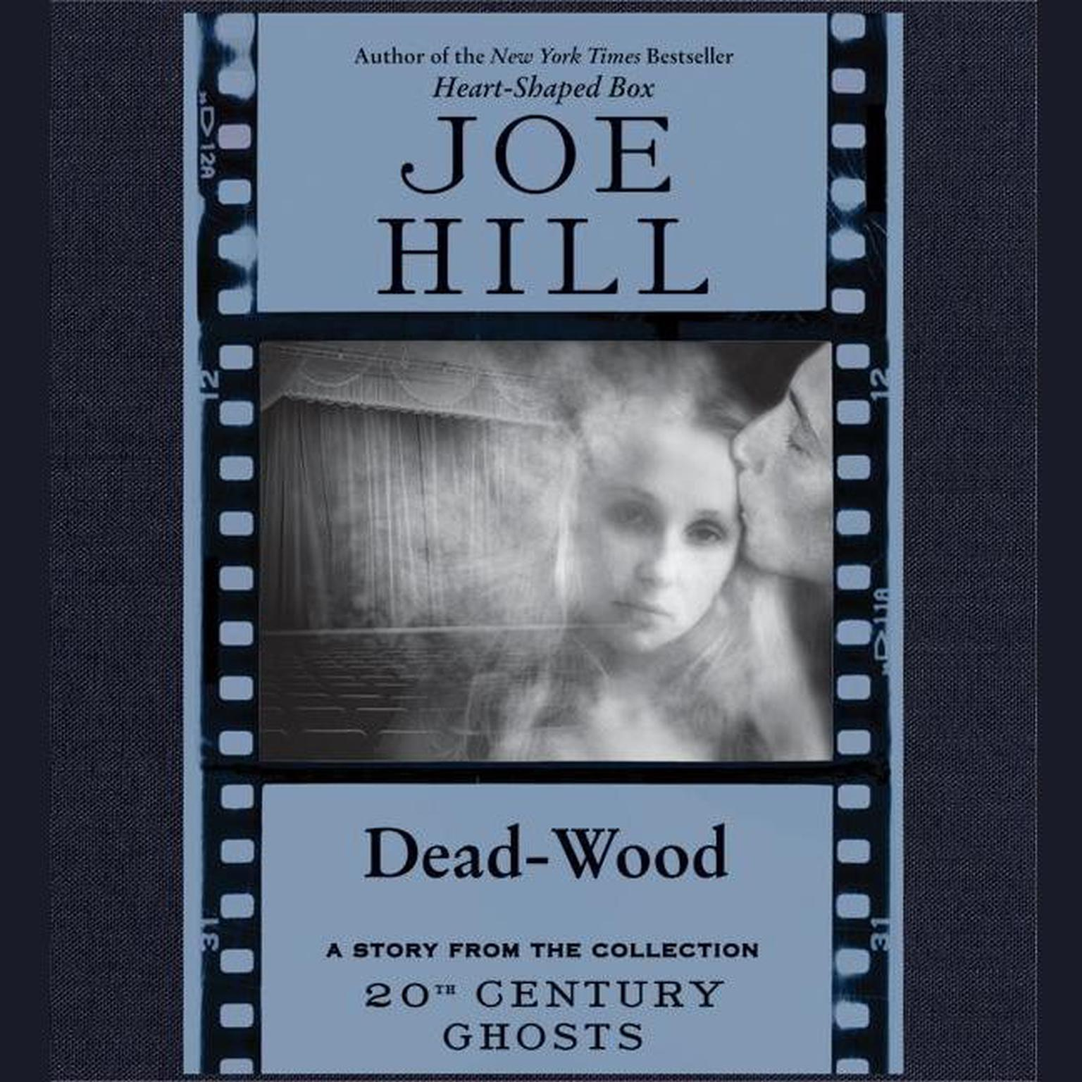 Printable Dead-Wood Audiobook Cover Art