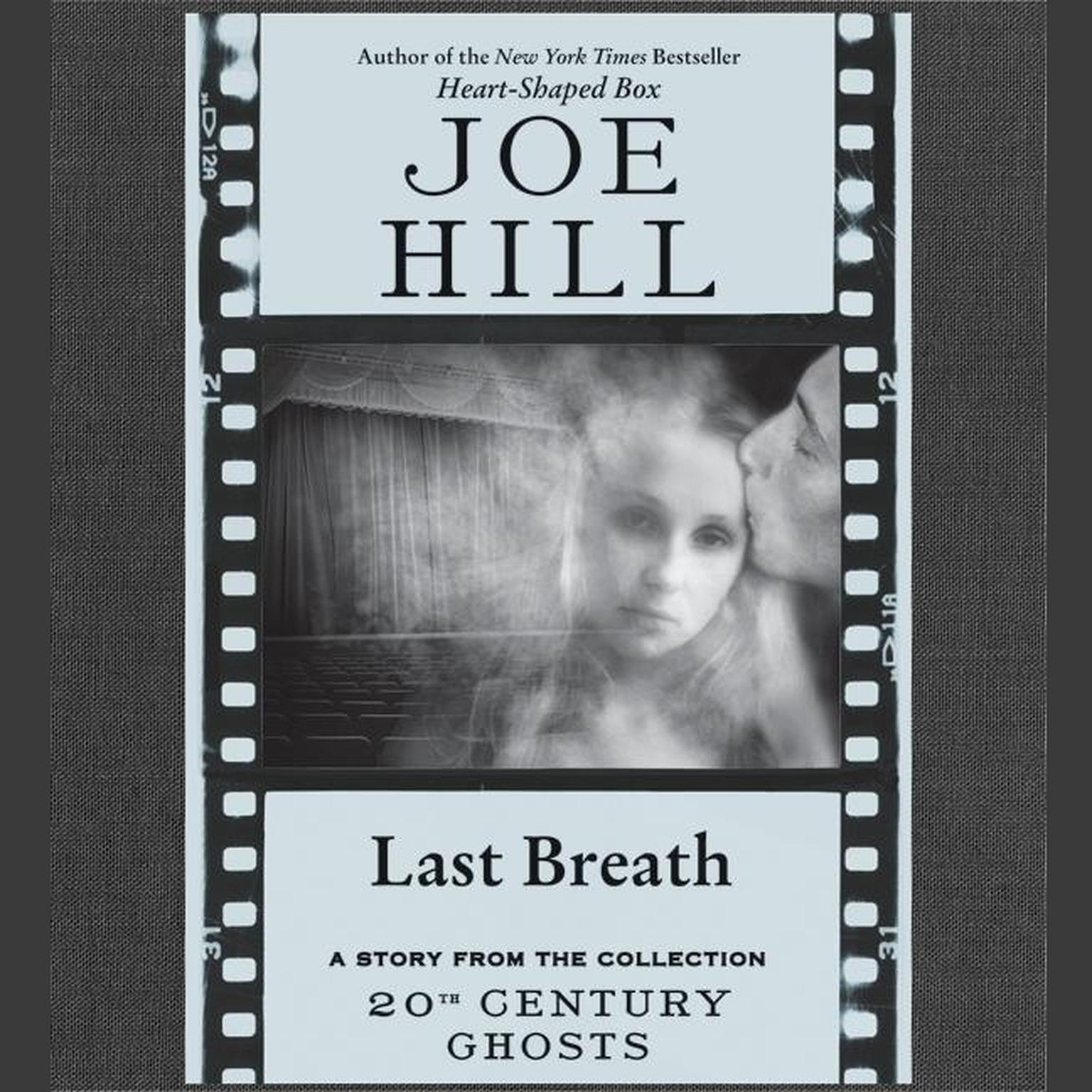 Printable Last Breath Audiobook Cover Art
