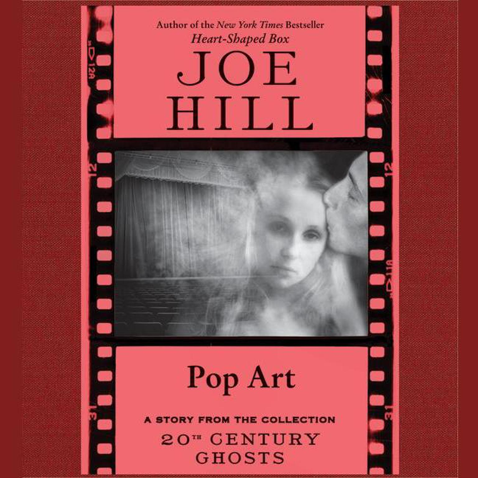 Printable Pop Art Audiobook Cover Art
