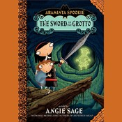 Araminta Spookie Vol. 2: Frognapped and Vampire Brat, by Angie Sage