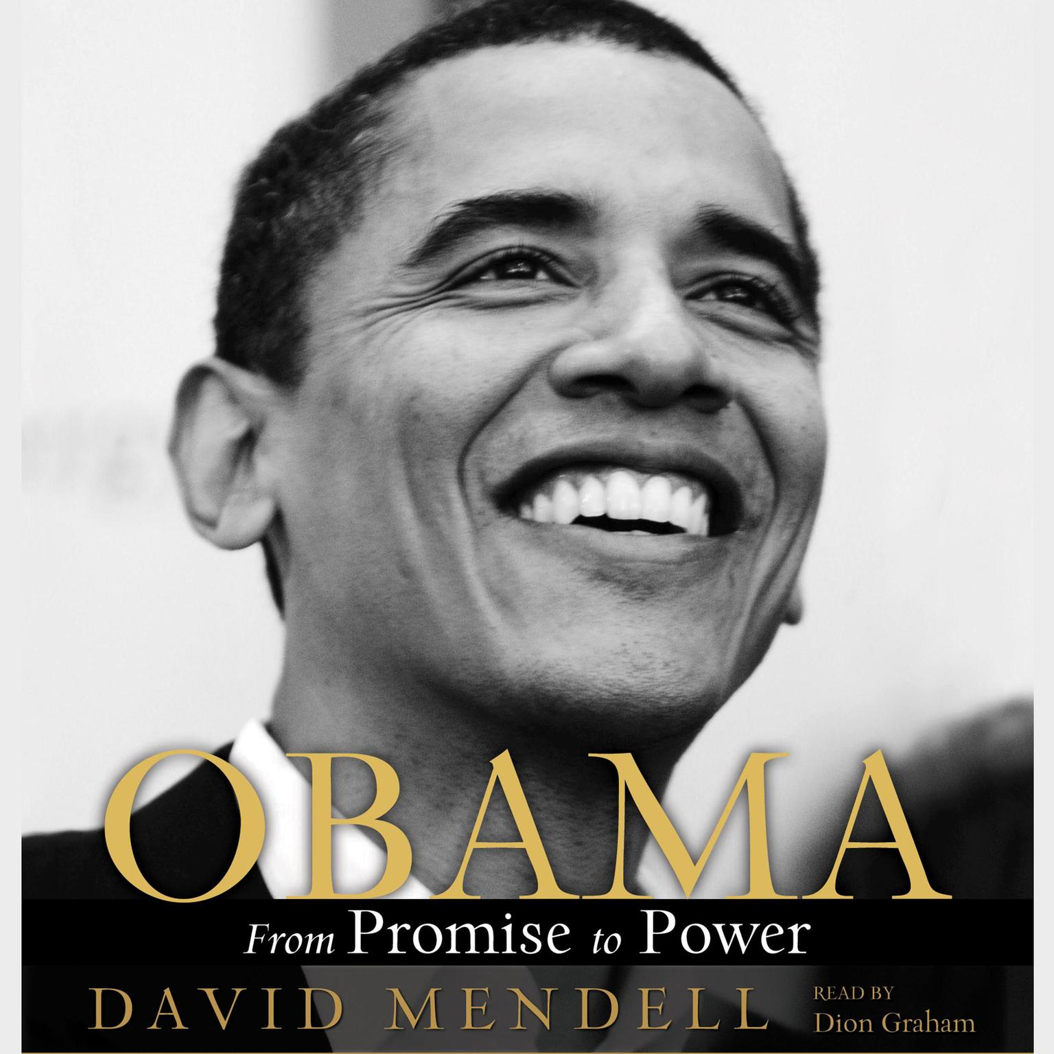 Printable Obama: From Promise to Power Audiobook Cover Art