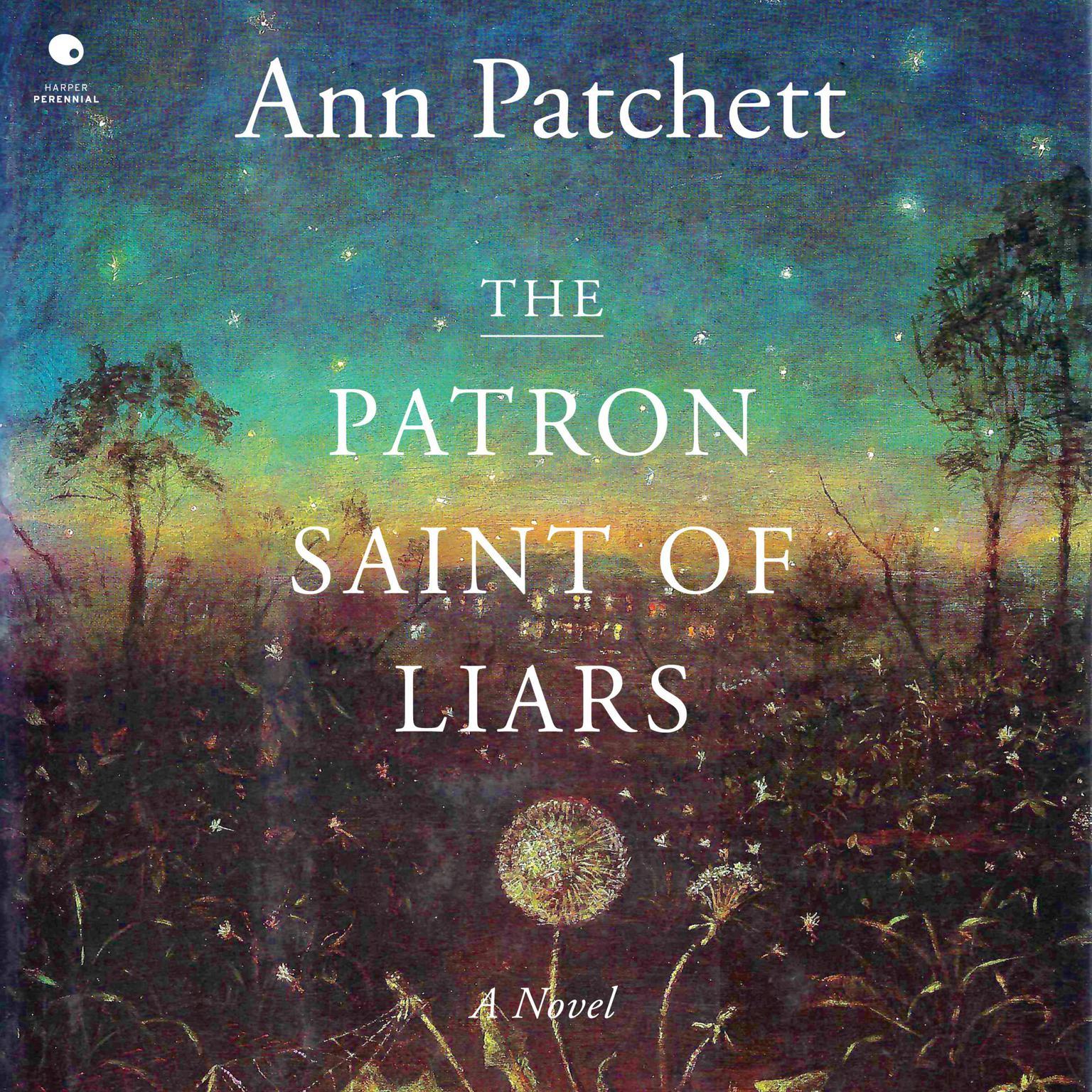 Printable The Patron Saint of Liars Audiobook Cover Art
