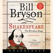 Shakespeare: The World as Stage, by Bill Bryson