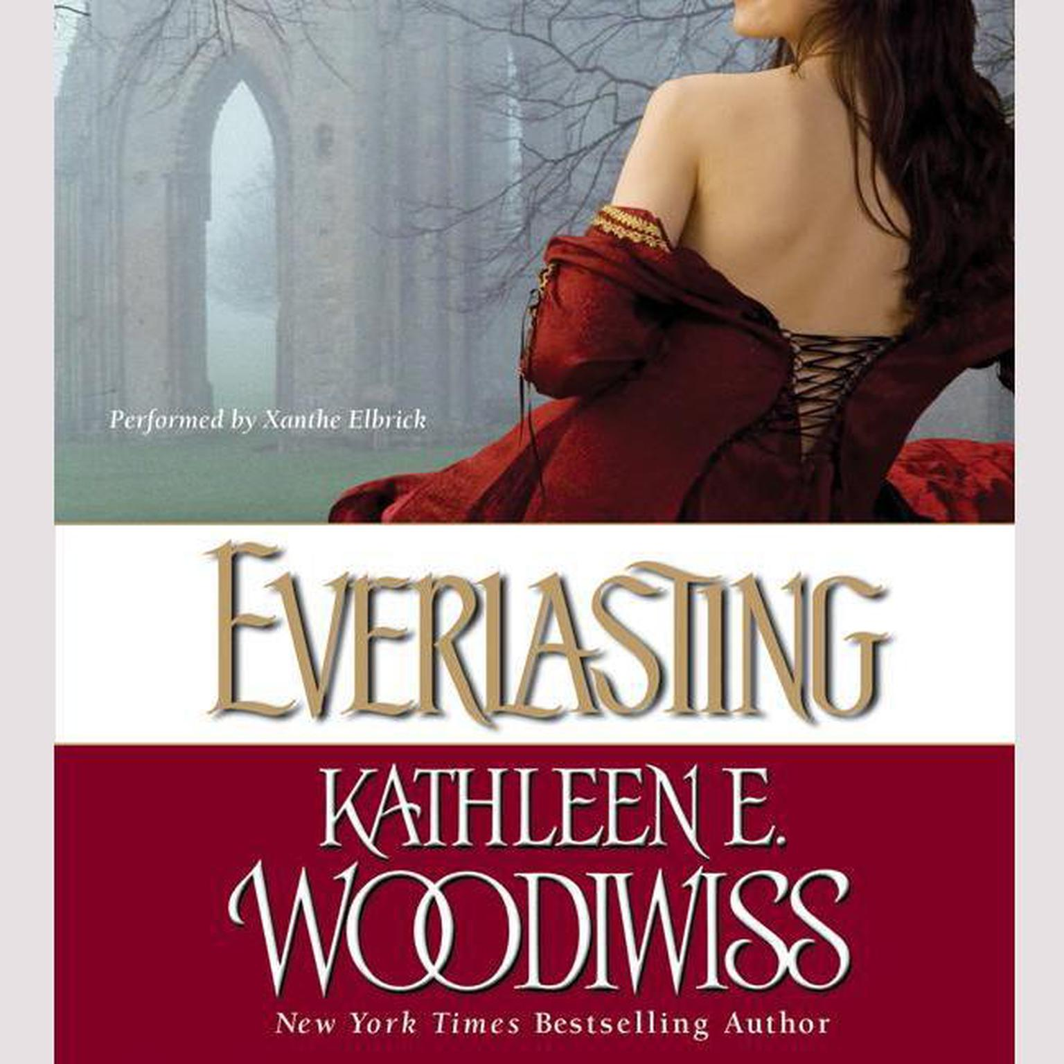 Printable Everlasting Audiobook Cover Art