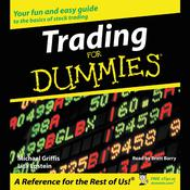Trading for Dummies Audiobook, by Michael Griffis