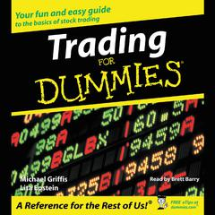 Trading for Dummies Audiobook, by Lita Epstein, Michael Griffis