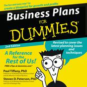 Business Plans for Dummies 2nd Ed., by Paul Tiffany, Steven Peterson