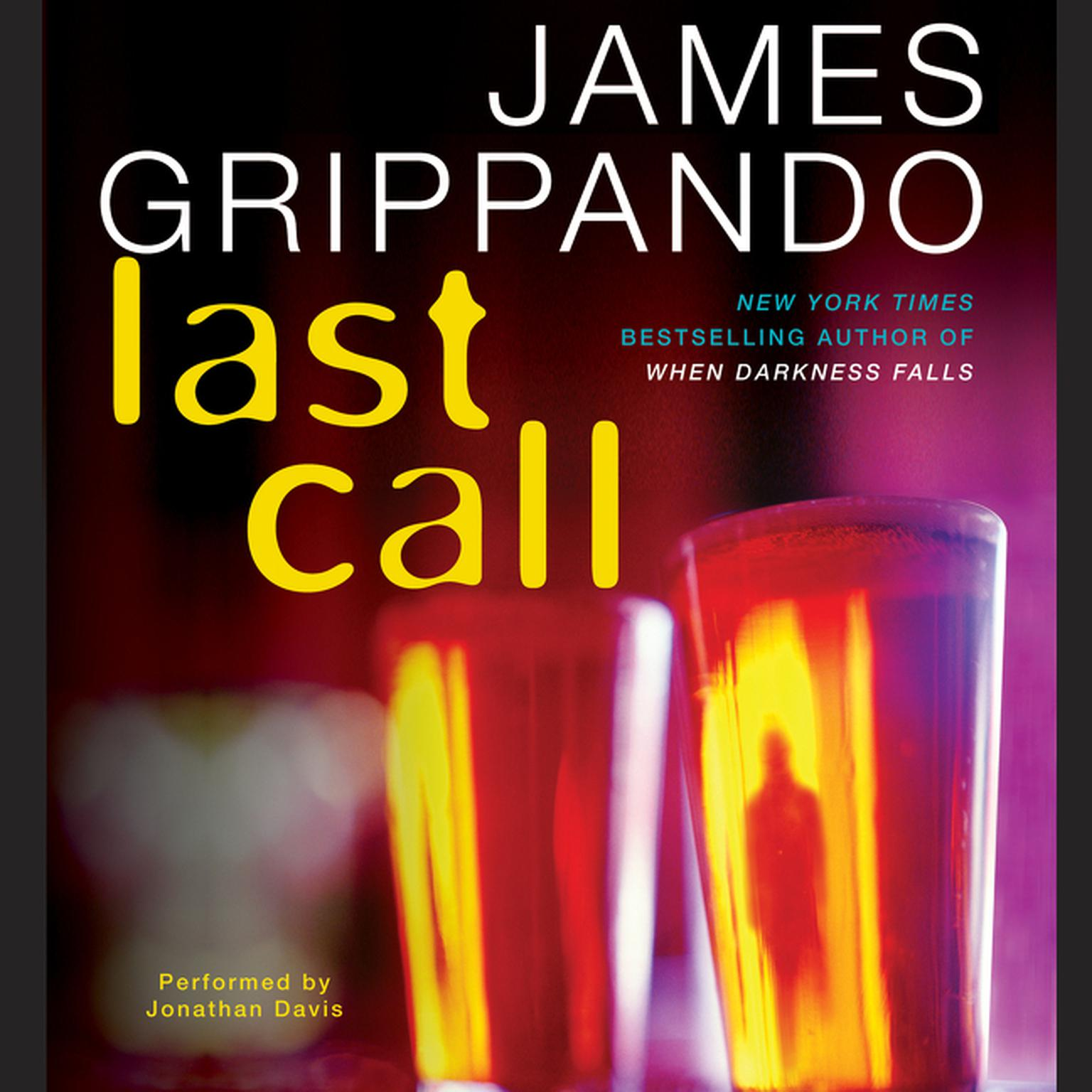 Printable Last Call Audiobook Cover Art