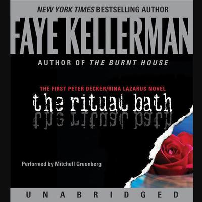 The Ritual Bath Audiobook, by Faye Kellerman