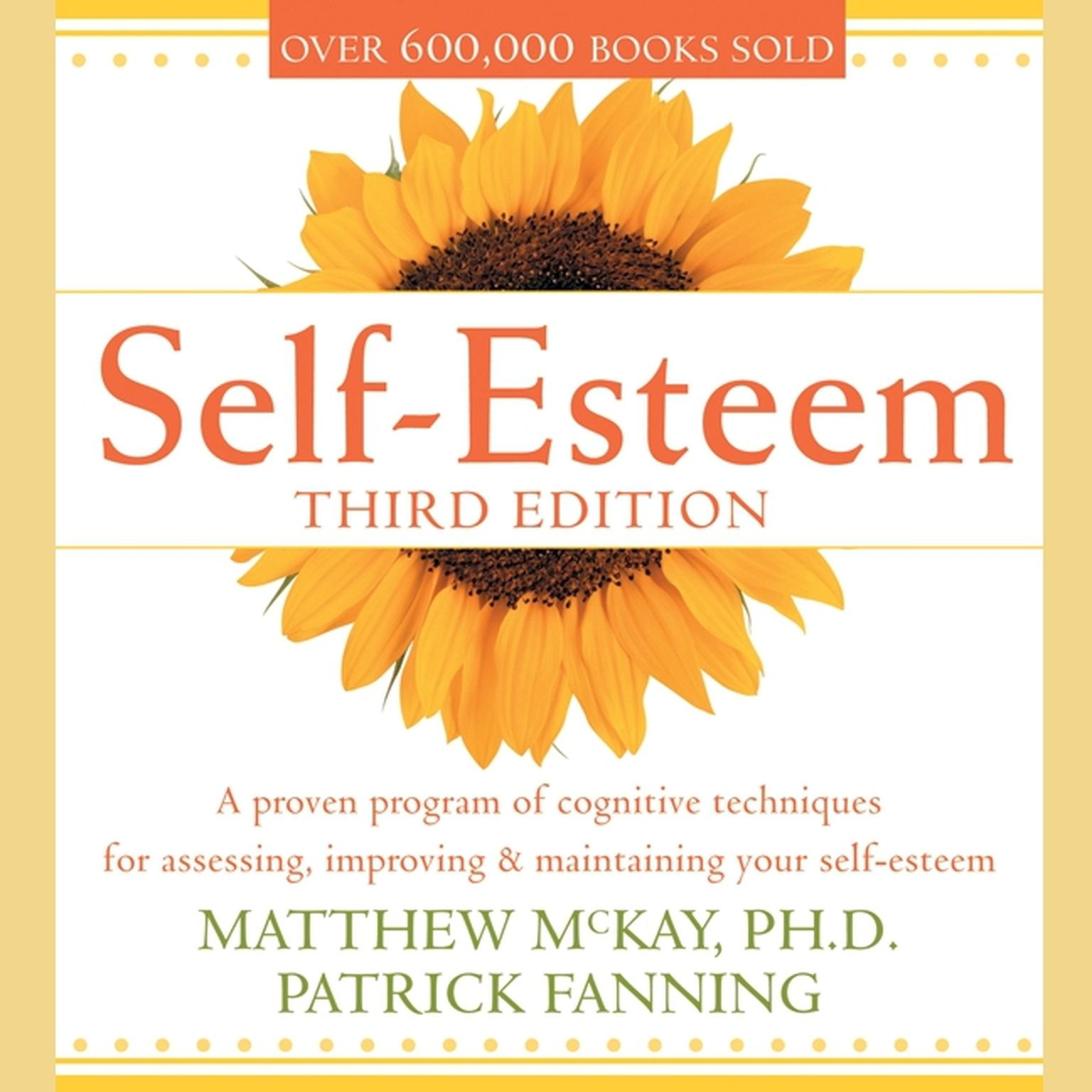 Printable Self-Esteem, 3rd Edition Audiobook Cover Art