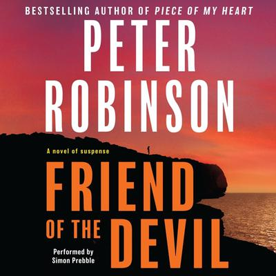 Friend of the Devil Audiobook, by Peter Robinson