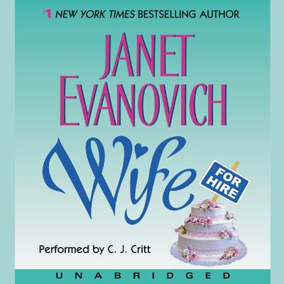 Wife for Hire Audiobook, by Janet Evanovich