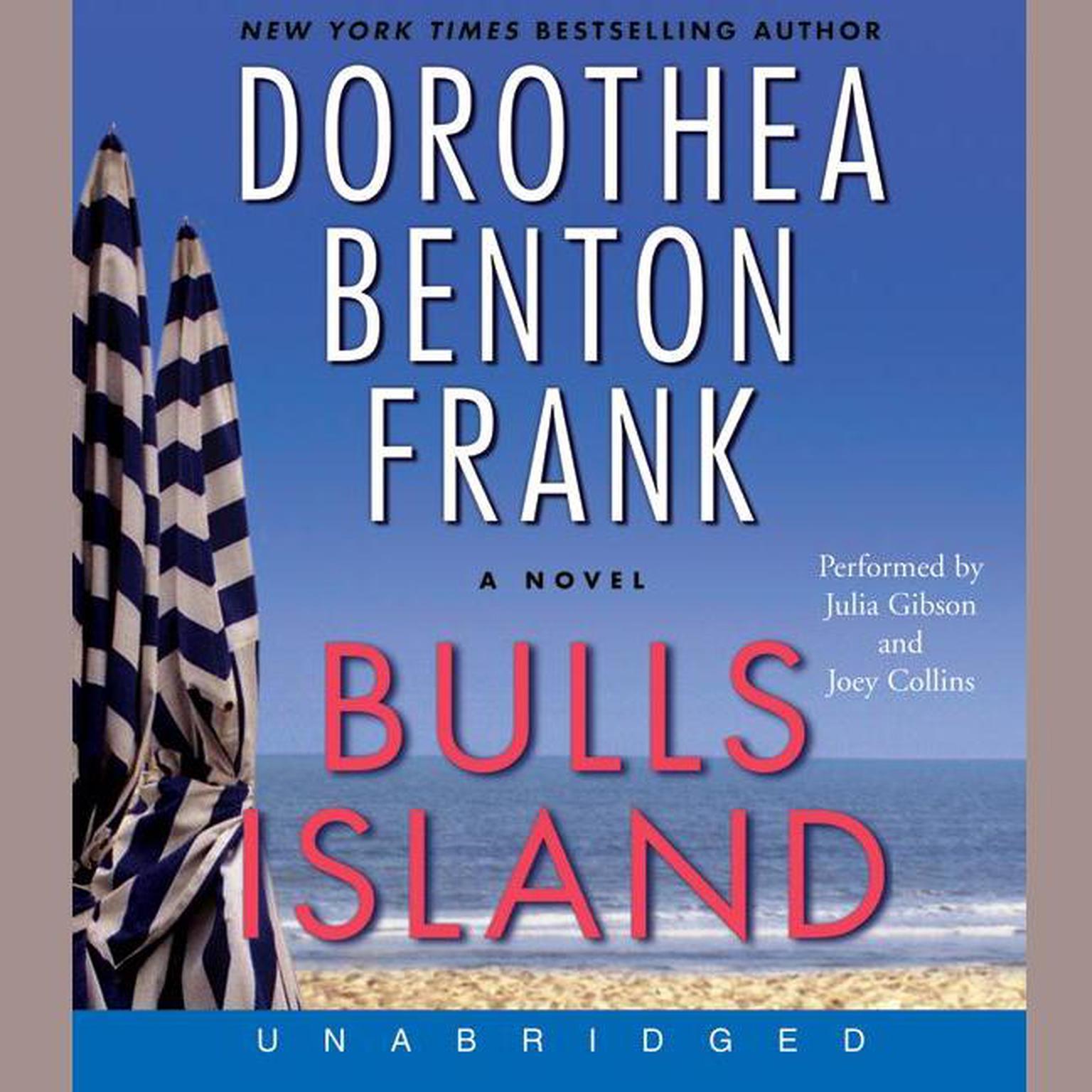 Printable Bulls Island Audiobook Cover Art