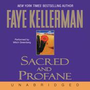 Sacred and Profane Audiobook, by Faye Kellerman