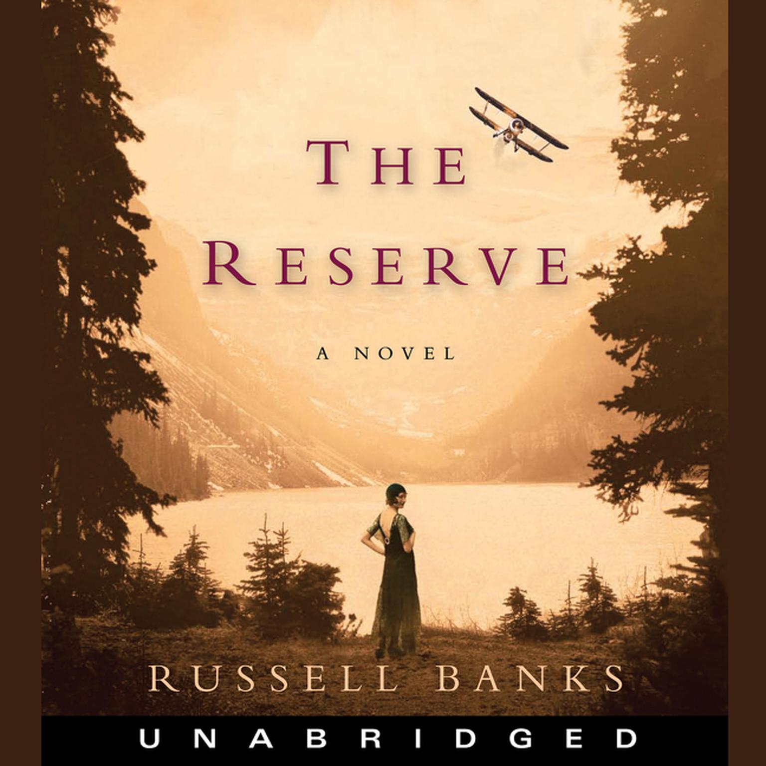 Printable The Reserve Audiobook Cover Art