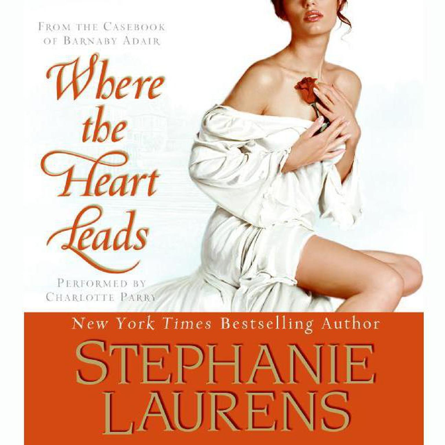 Printable Where The Heart Leads Audiobook Cover Art