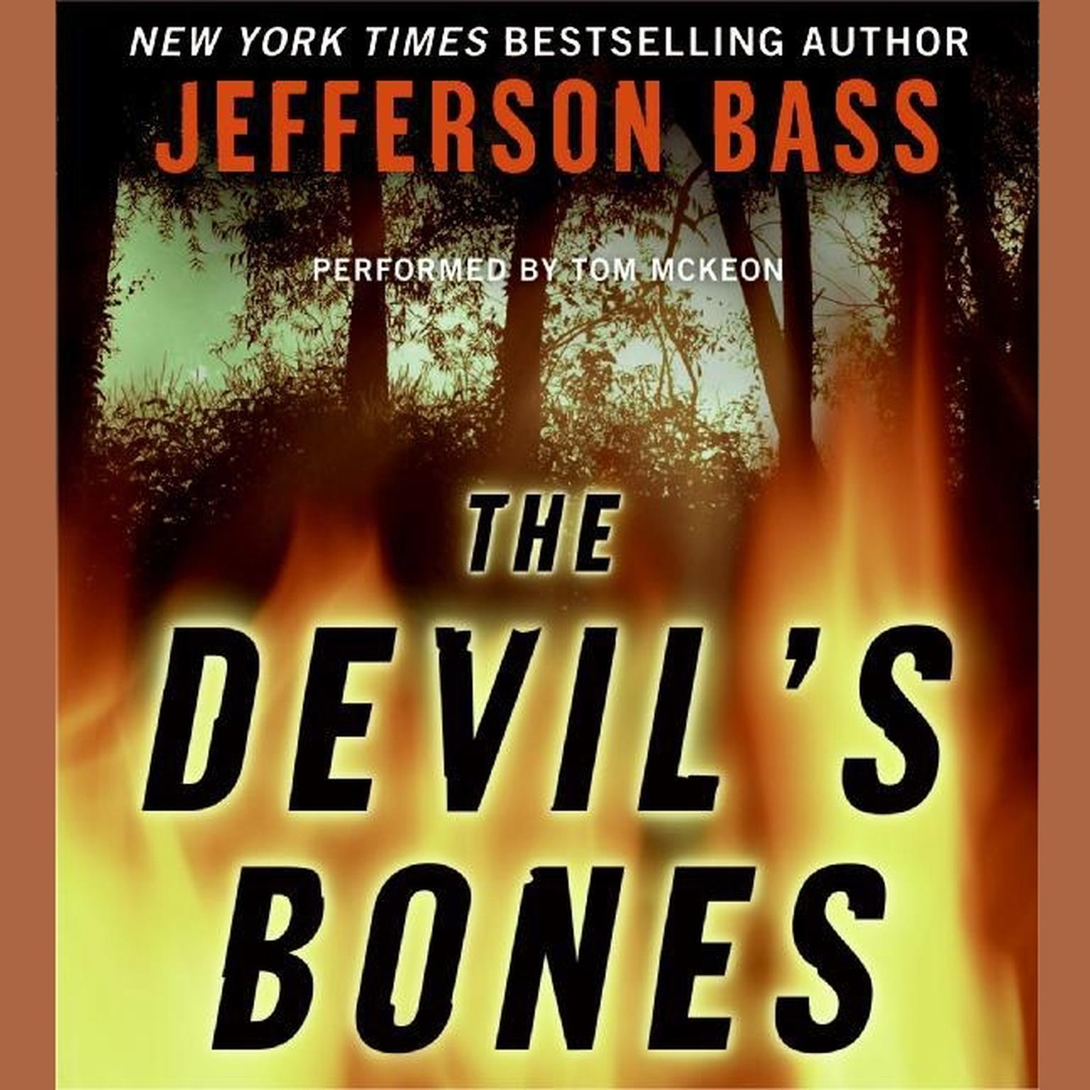 Printable The Devil's Bones: A Novel Audiobook Cover Art