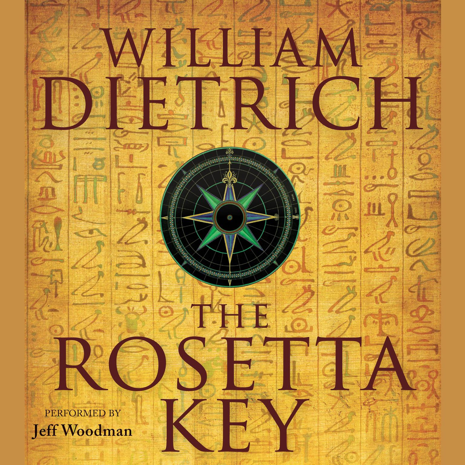 Printable The Rosetta Key Audiobook Cover Art