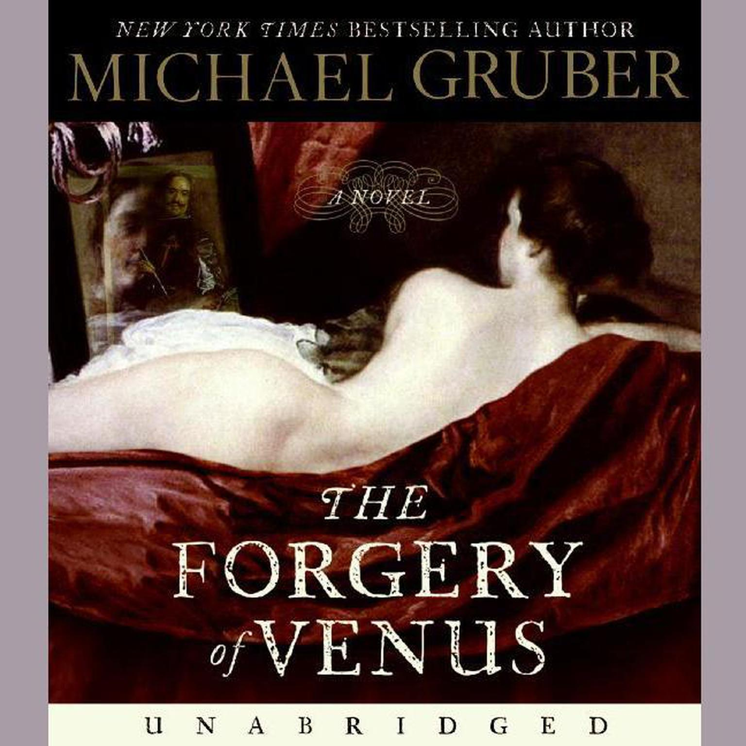 Printable The Forgery of Venus Audiobook Cover Art