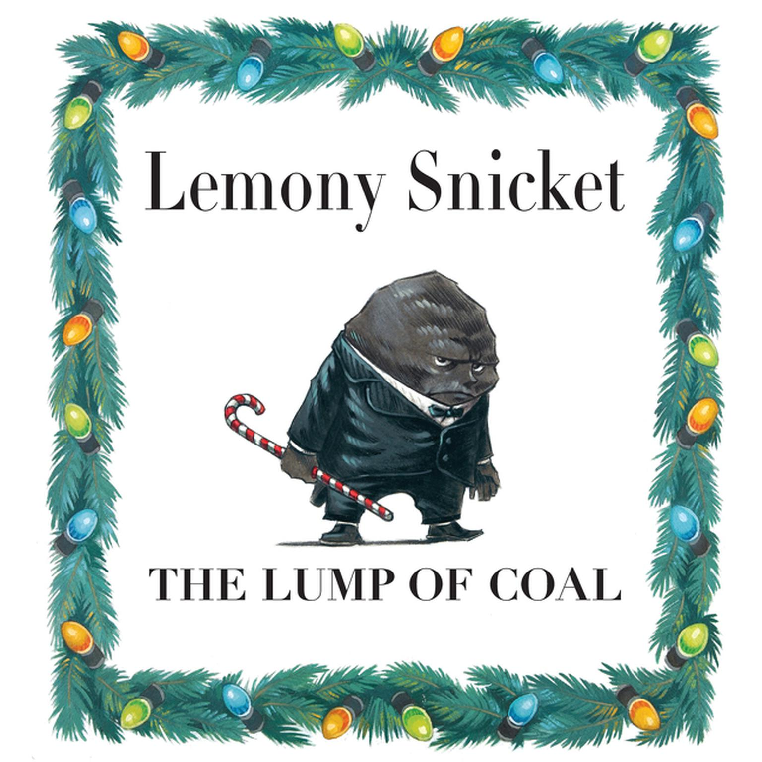 Printable The Lump of Coal Audiobook Cover Art