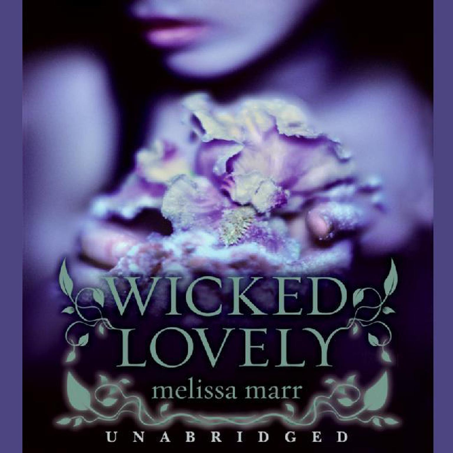 Printable Wicked Lovely Audiobook Cover Art