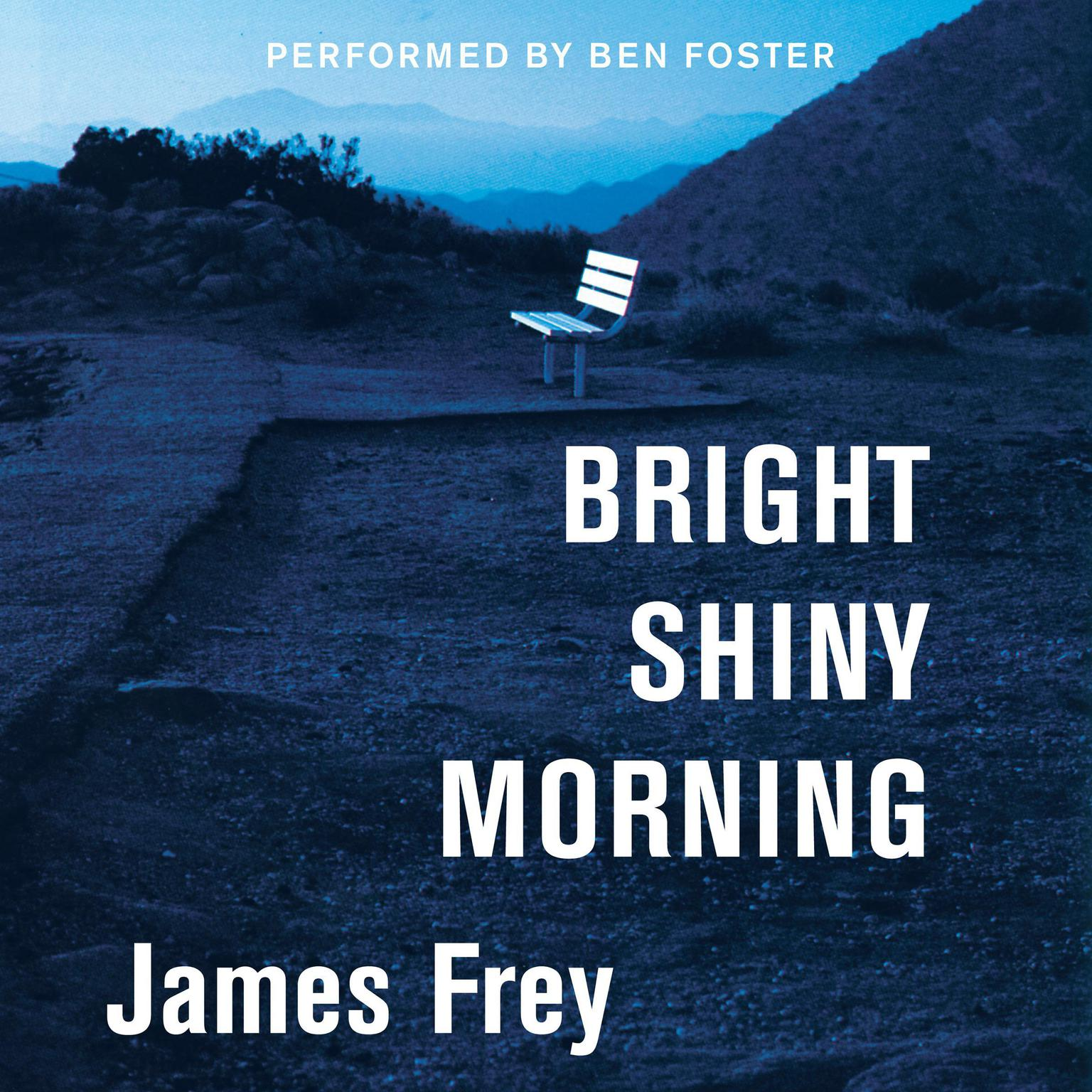 Printable Bright Shiny Morning Audiobook Cover Art