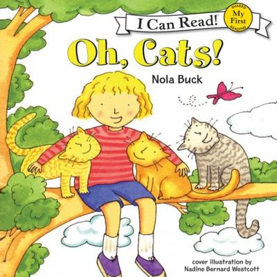 Oh, Cats! Audiobook, by Nola Buck