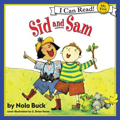 Sid and Sam Audiobook, by Nola Buck