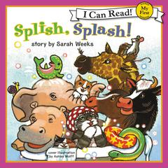 Splish, Splash! Audiobook, by Sarah Weeks