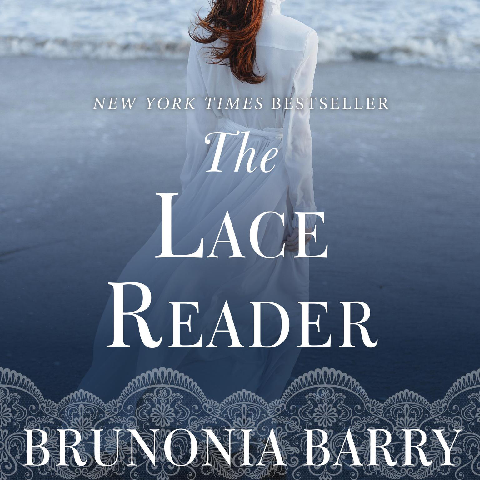 Printable The Lace Reader Audiobook Cover Art