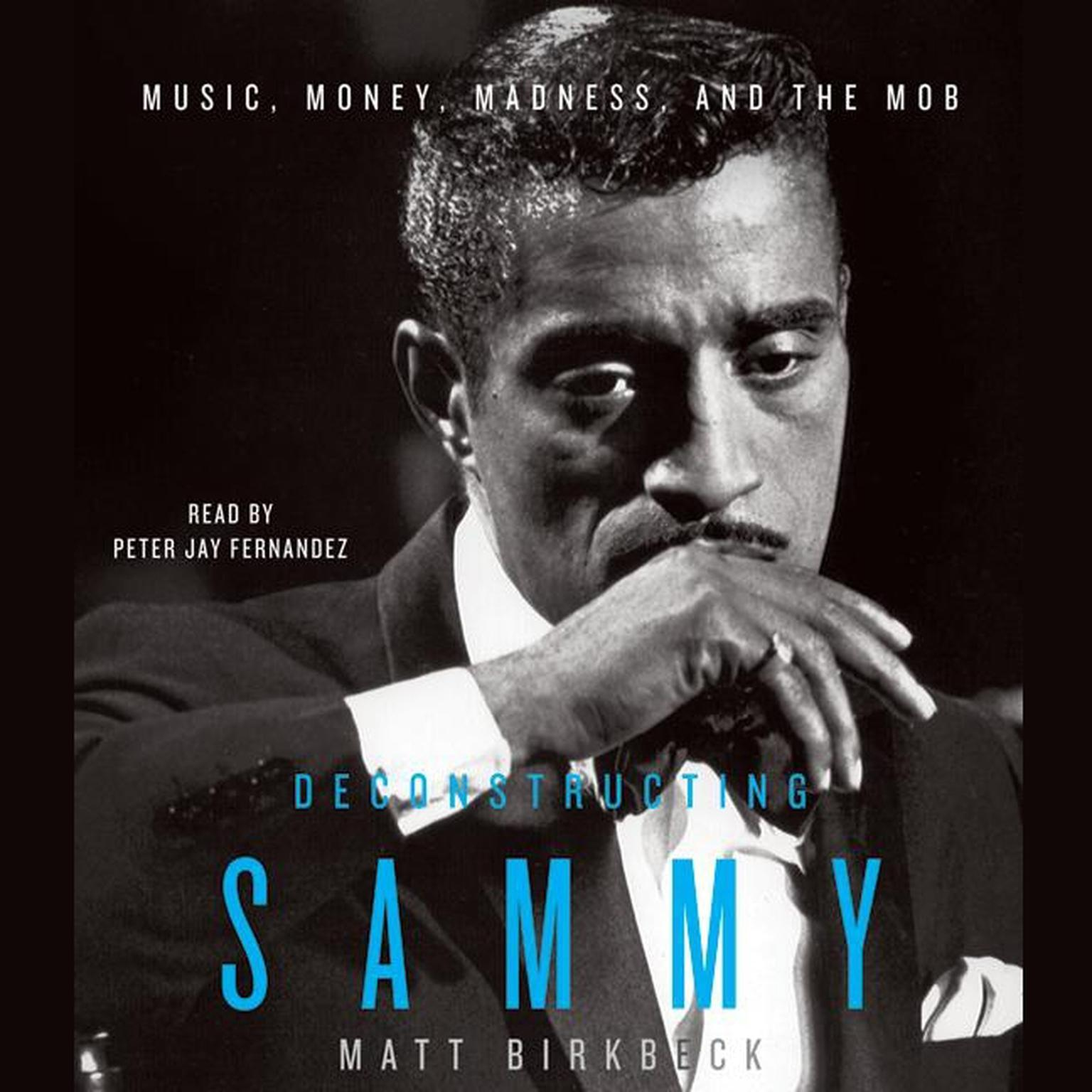 Printable Deconstructing Sammy Audiobook Cover Art