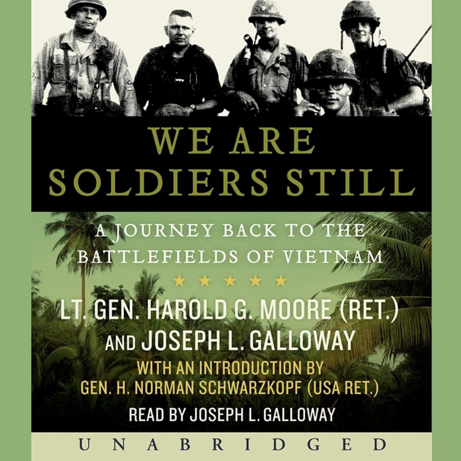 Printable We Are Soldiers Still: A Journey Back to the Battlefields of Vietnam Audiobook Cover Art