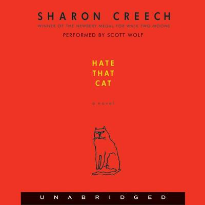 Hate That Cat Audiobook, by Sharon Creech