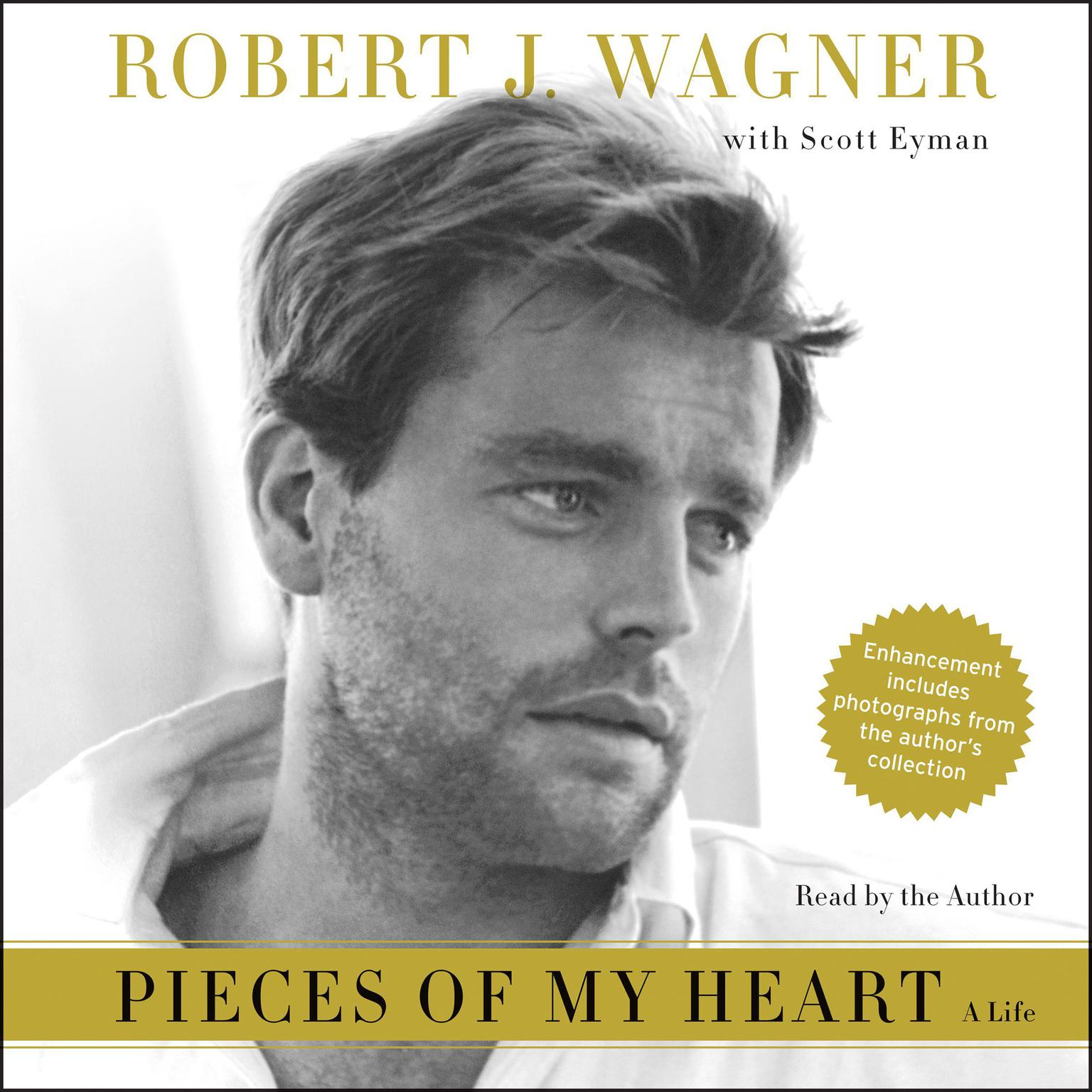 Printable Pieces of My Heart: A Life Audiobook Cover Art