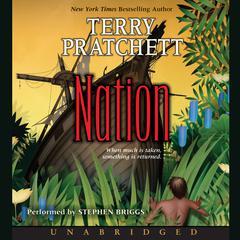 Nation Audiobook, by Terry Pratchett