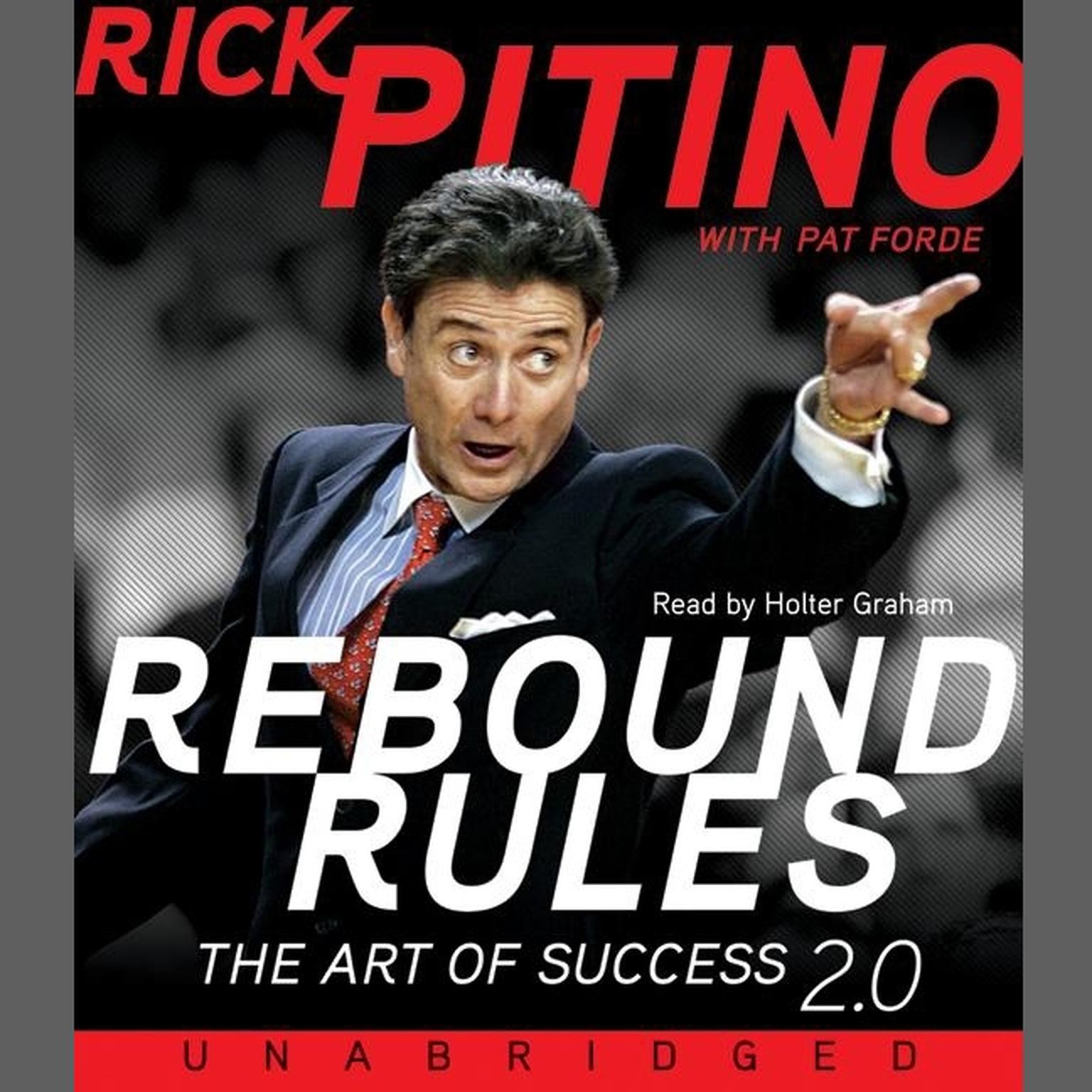 Printable Rebound Rules: The Art of Success 2.0 Audiobook Cover Art