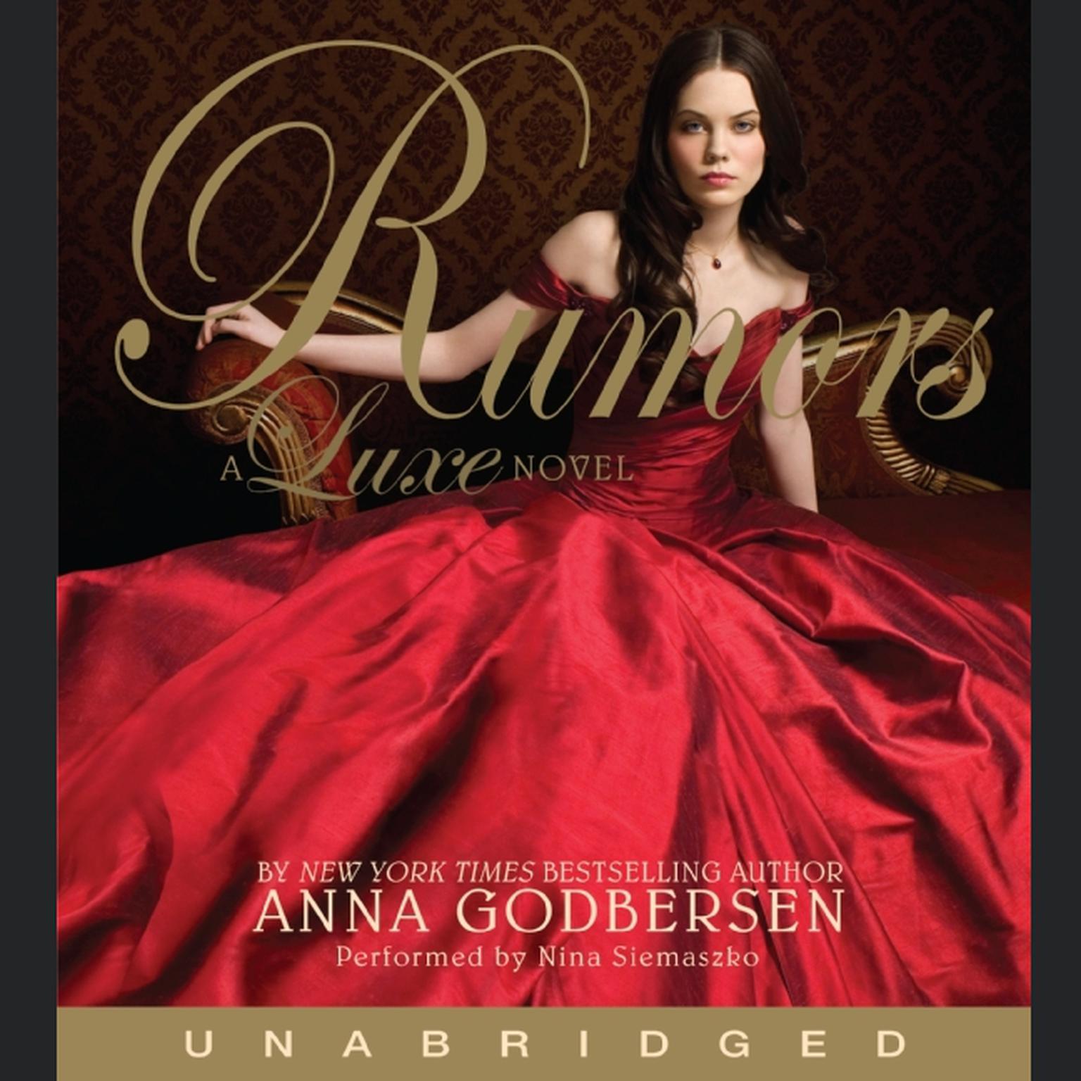 Rumors: A Luxe Novel Audiobook, by Anna Godbersen